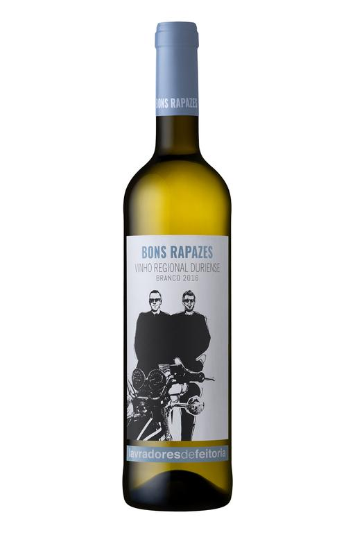 Vinho Bons Rapazes Douro - Pedro Teixeira e Tiago Froufe