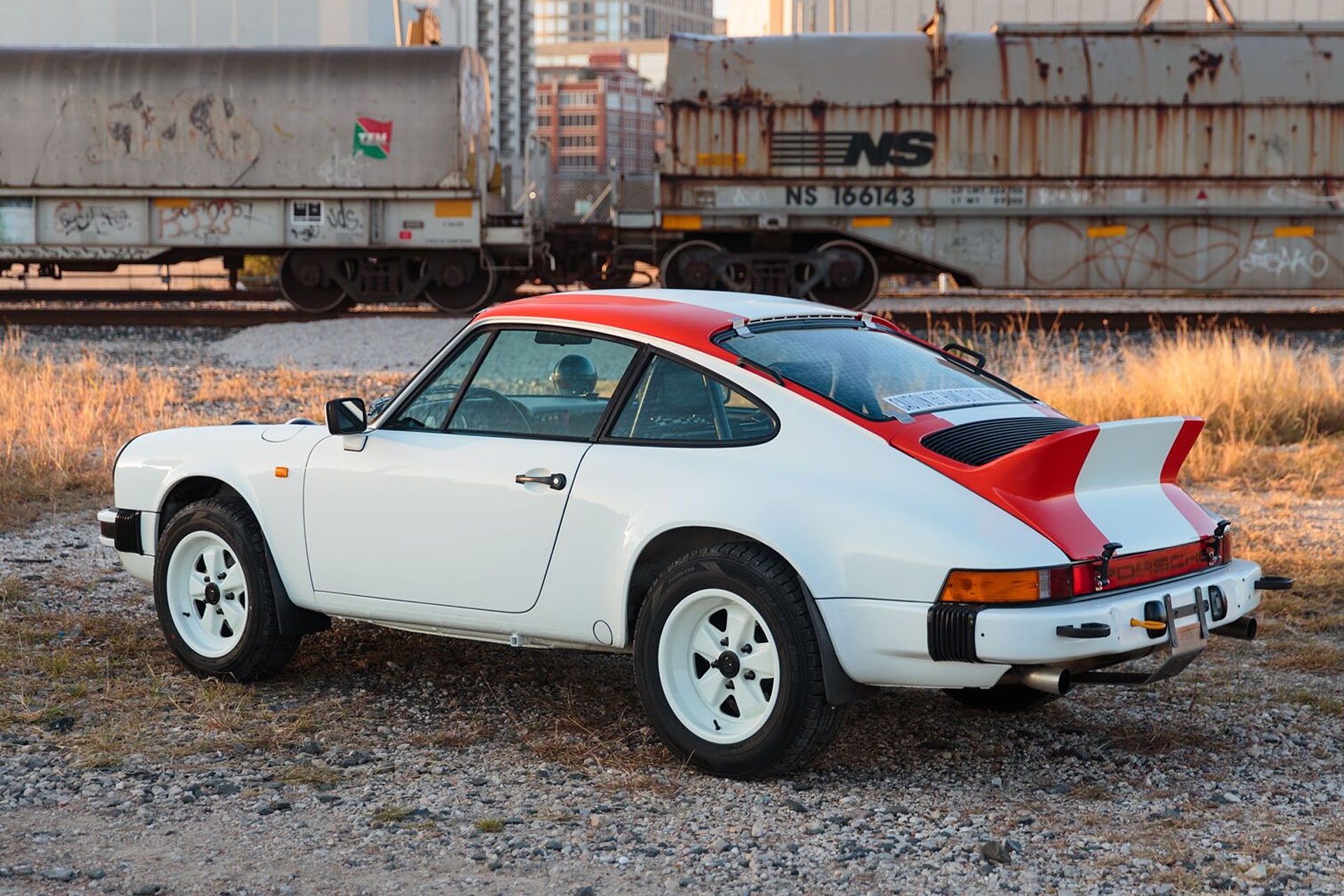 Porsche 911 Safari 4 Bons Rapazes