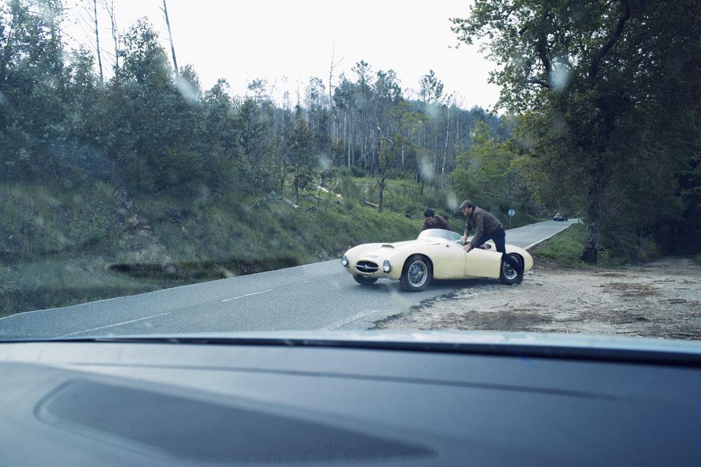 carro de competição português