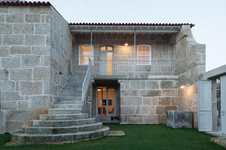 Arquitecto português fez magia com esta propriedade do séc. XIX, em Mangualde