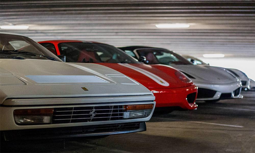 colecção de carros raros