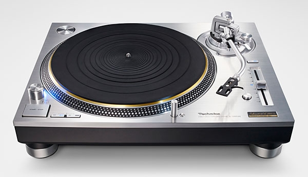 leitores de vinil - Audio-Technica AT-LP120-USB