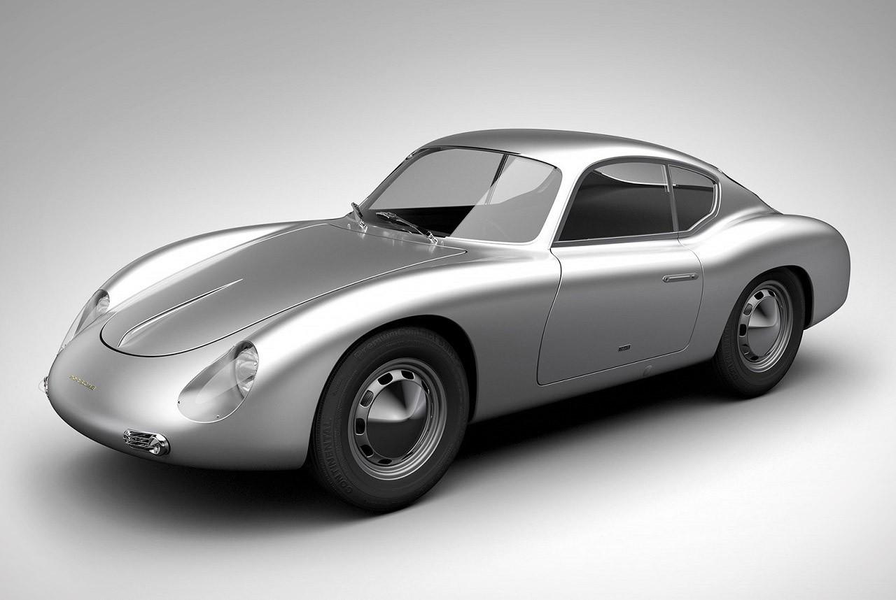 Porsche 356 Carrera Zagato Coup 233 Bons Rapazes