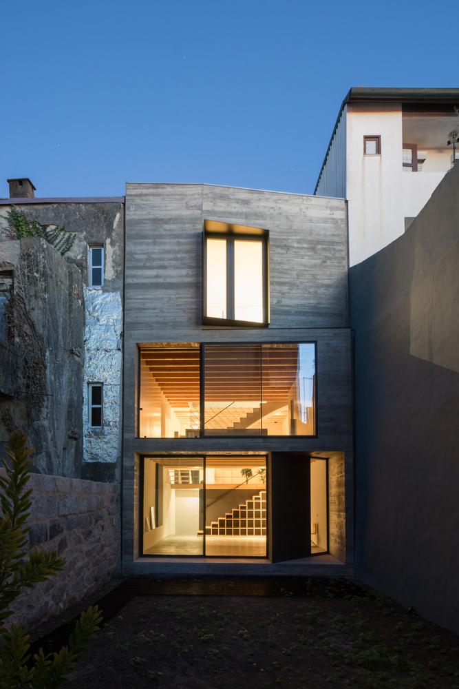 casa à moda do Porto