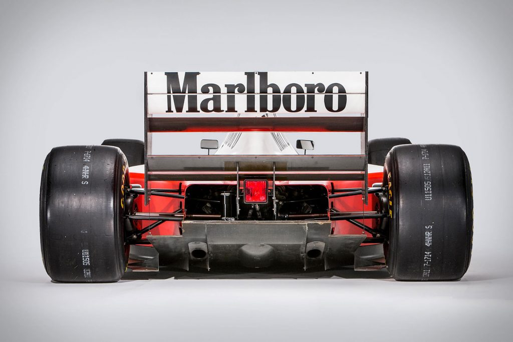F1 Mclaren MP4/8
