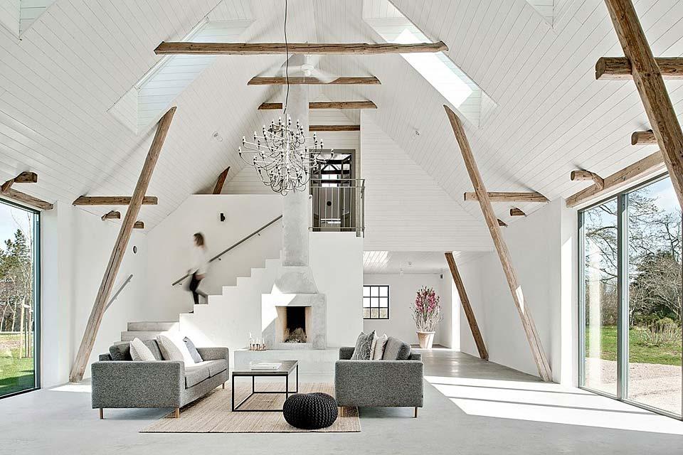 Swedish Barn Conversion