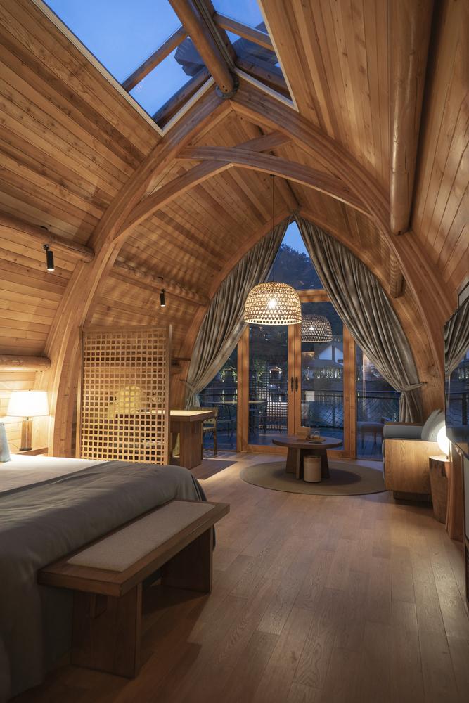 Fuchun Boat Rooms