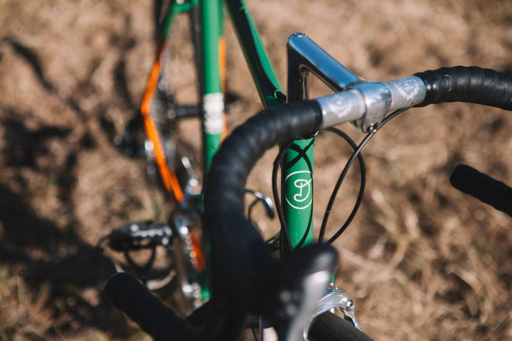 The Deus guidalberto - bicicleta de corrida vintage