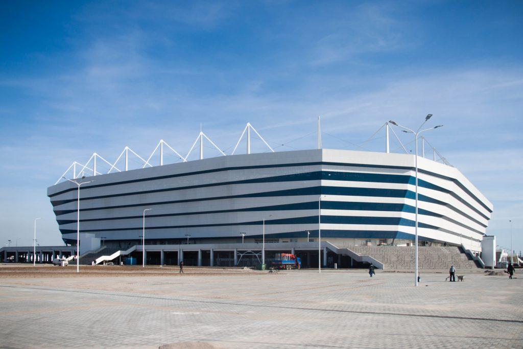 estádios do Mundial 2018 - Kaliningrad Stadium