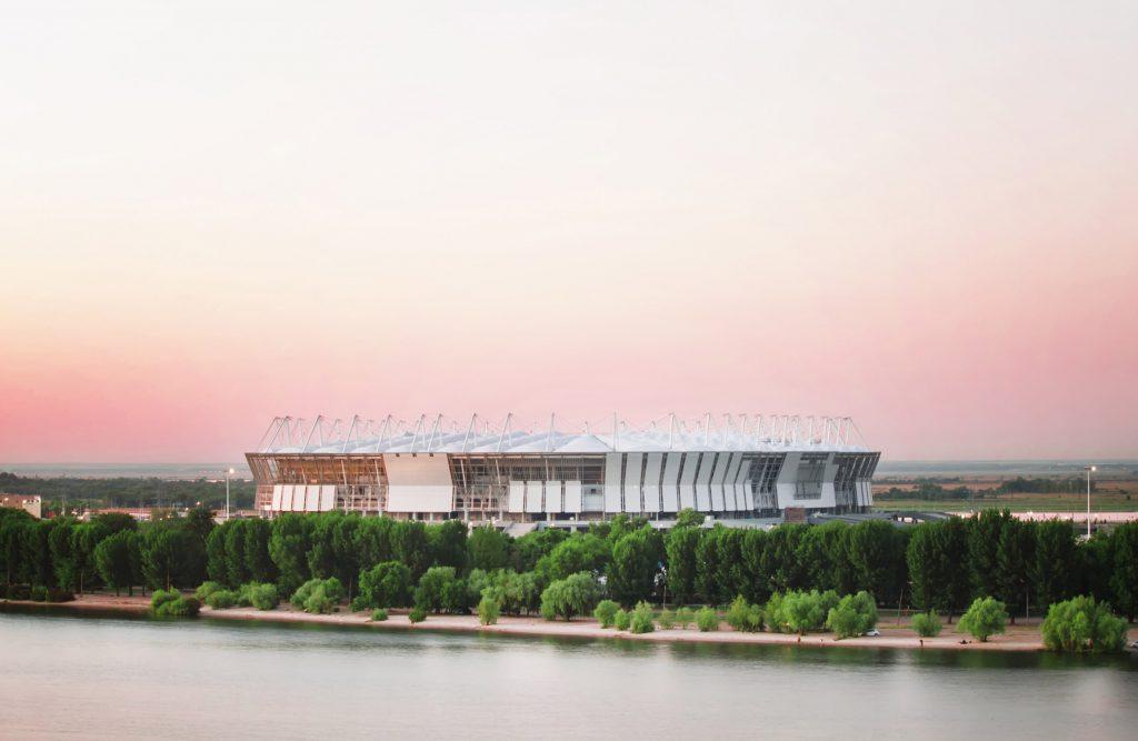 estádios do Mundial 2018 - Rostov Arena
