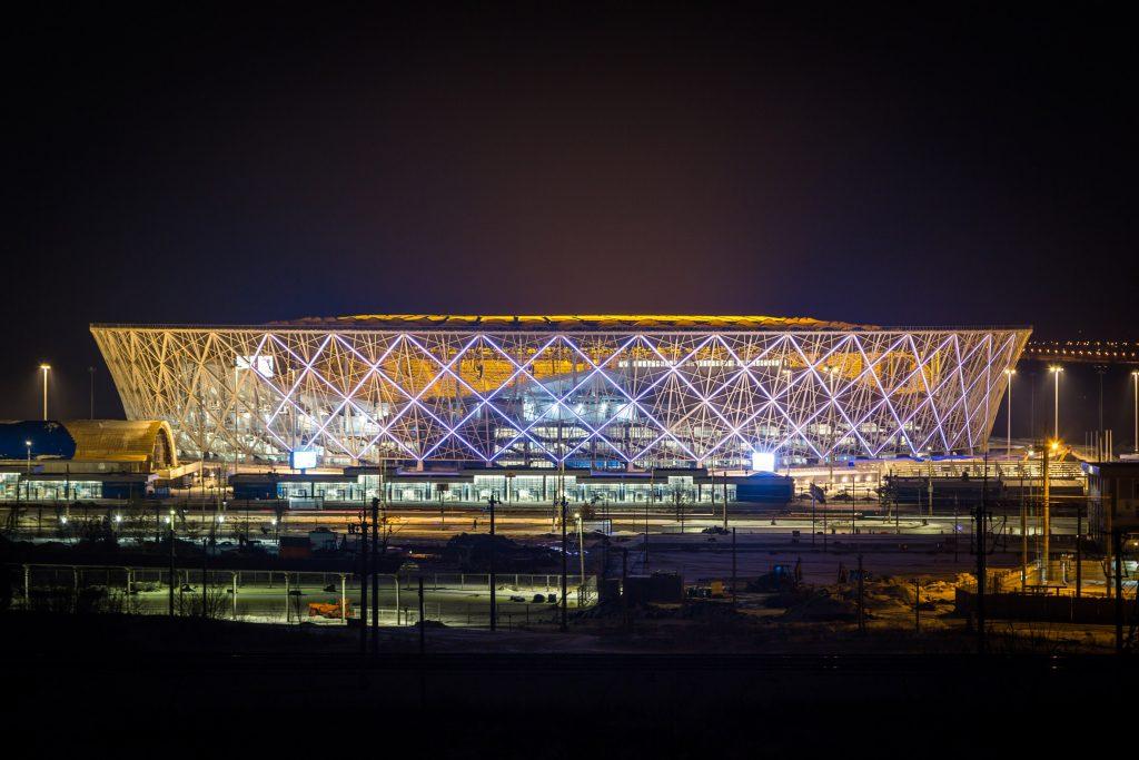 estádios do Mundial 2018 - Volgograd Arena