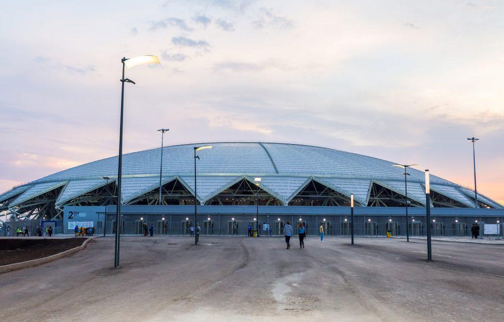 estádios do Mundial 2018 - Samara Arena