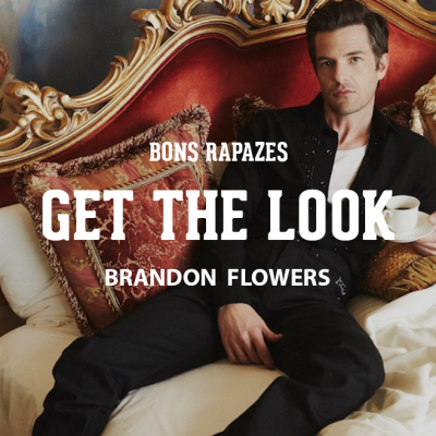Get The Look - Brandom Flowers