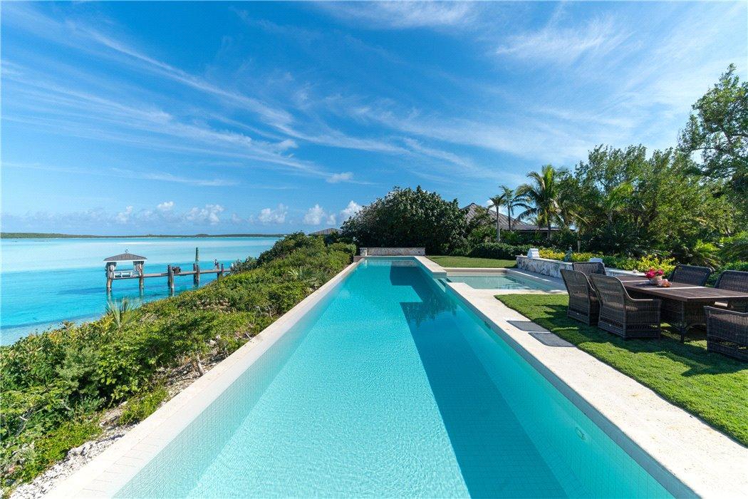 ilha privada de sonho nas Caraíbas