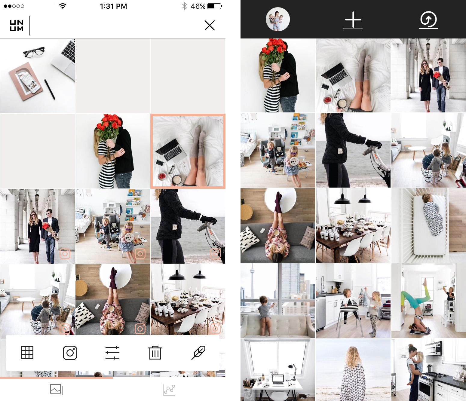 melhores aplicações de edição de fotos - UNUM