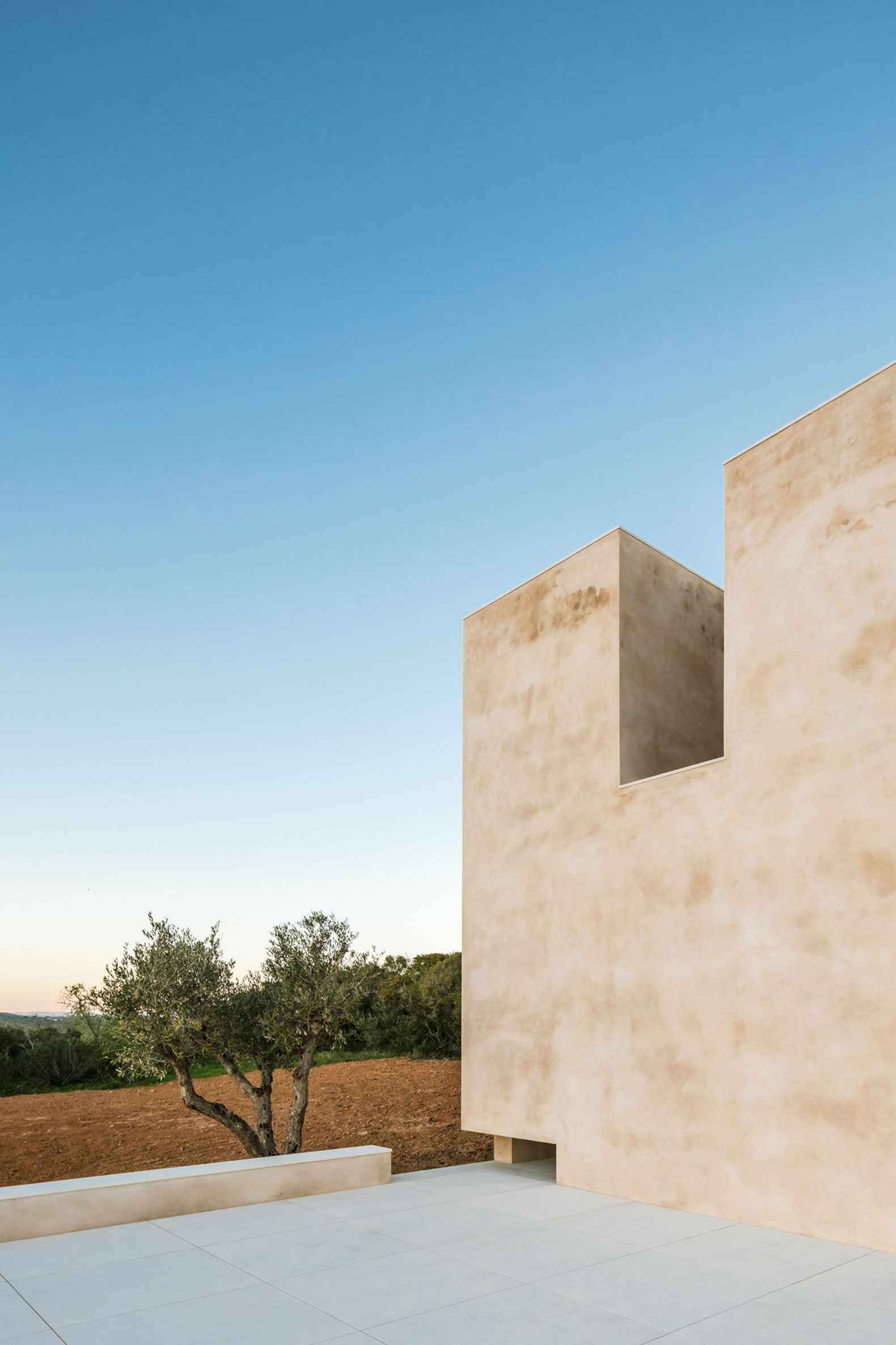 O que visitar no Algarve - Capela no Algarve