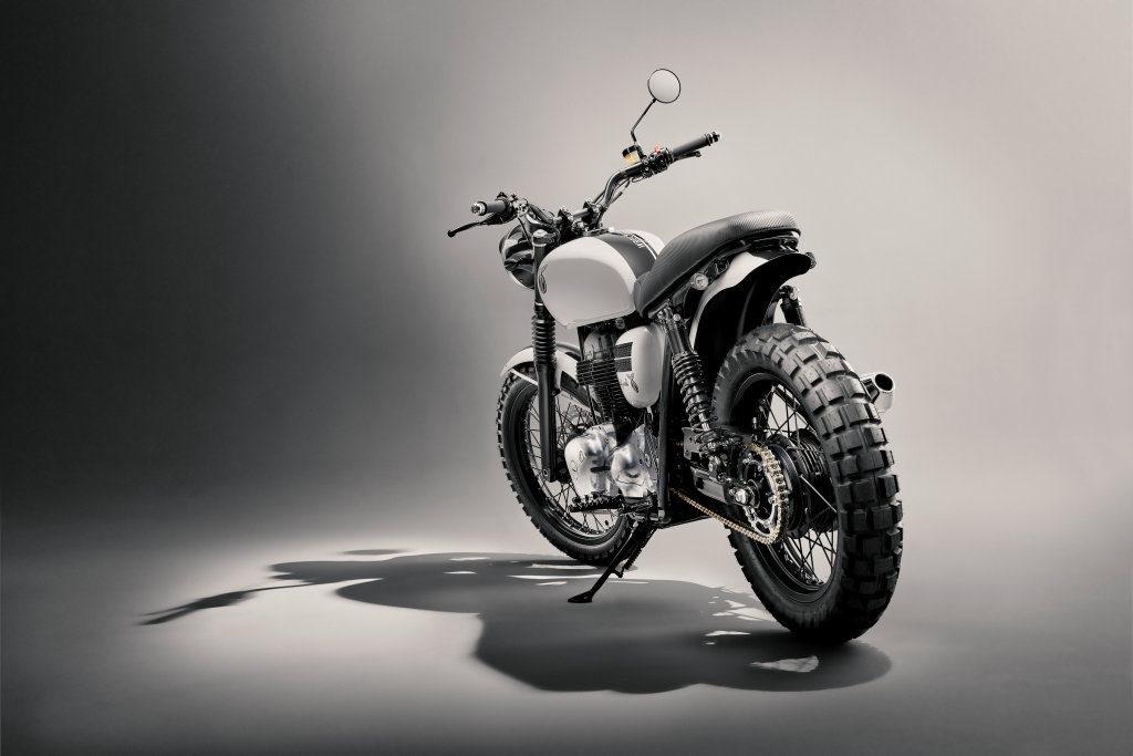 Kawasaki W650 Wreckless