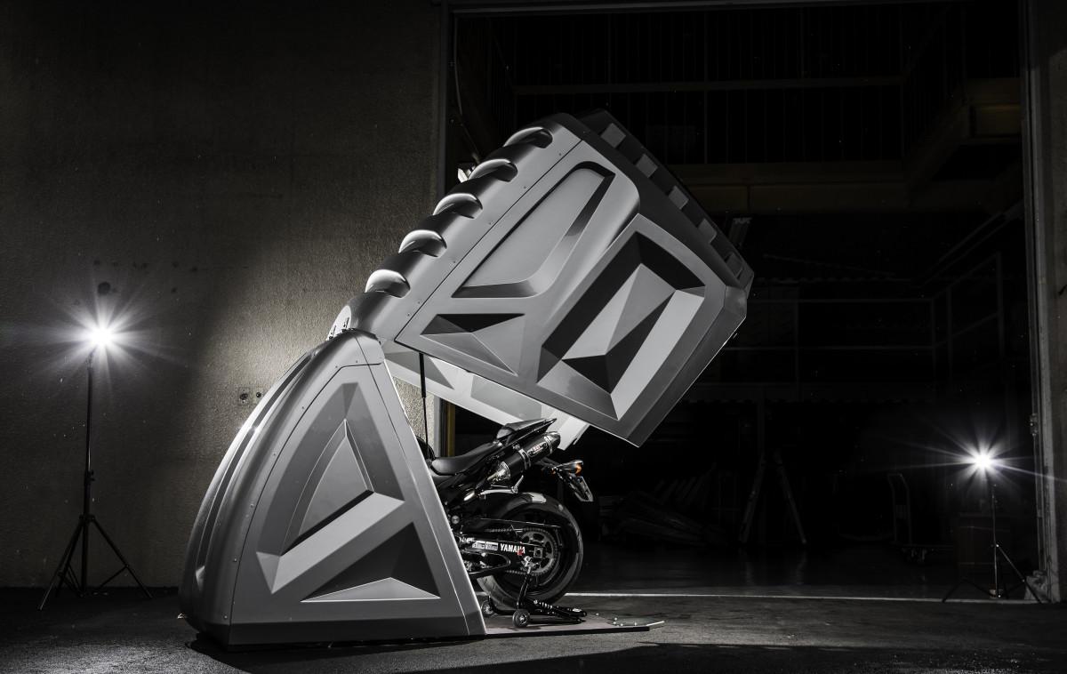 garagem portátil - BikeBox24