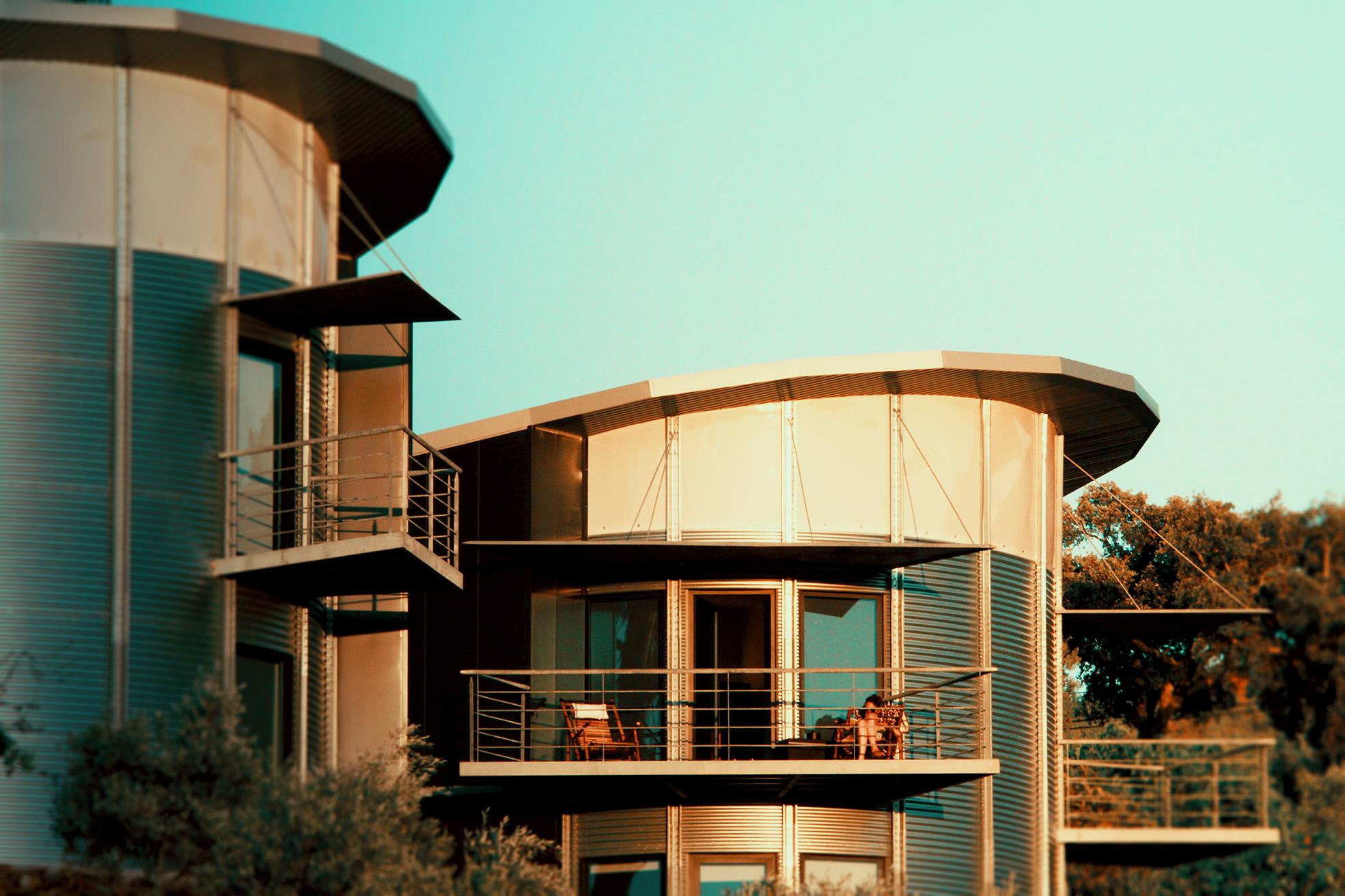 Bela Vista Silo Housing