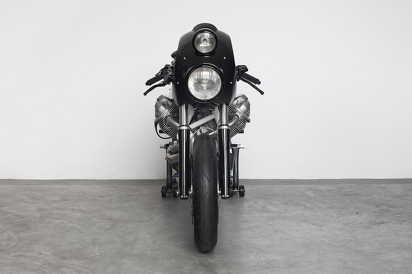 Moto Guzzi Bazooka 110