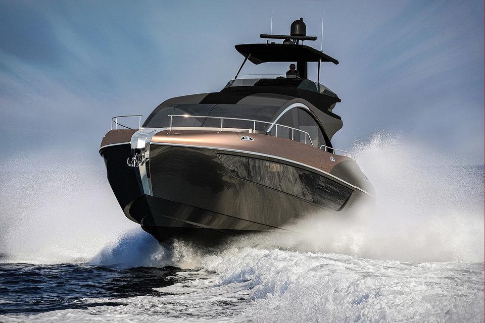 Lexus LY 650 Luxury Yacht