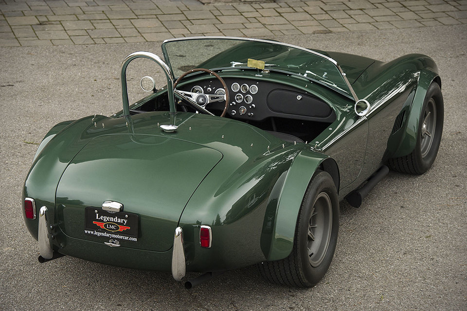 1965 Shelby Dragon Snake Cobra