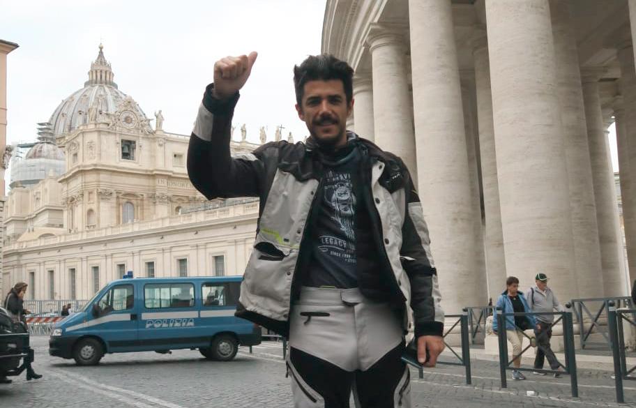Itália, uma mota e 3 dias de viagem