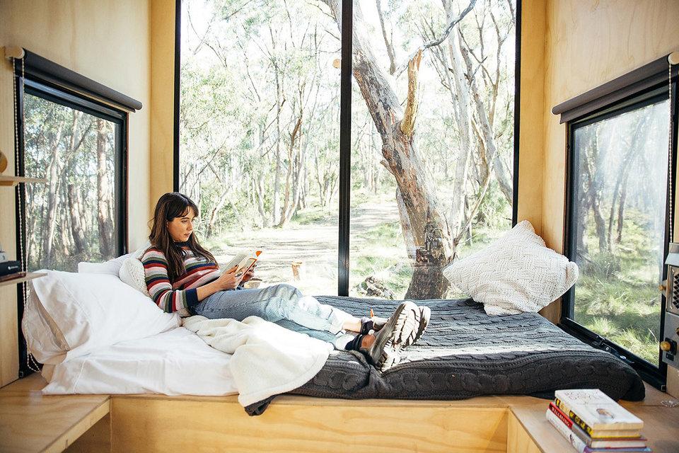 CABN Adelaide Hills Cabin