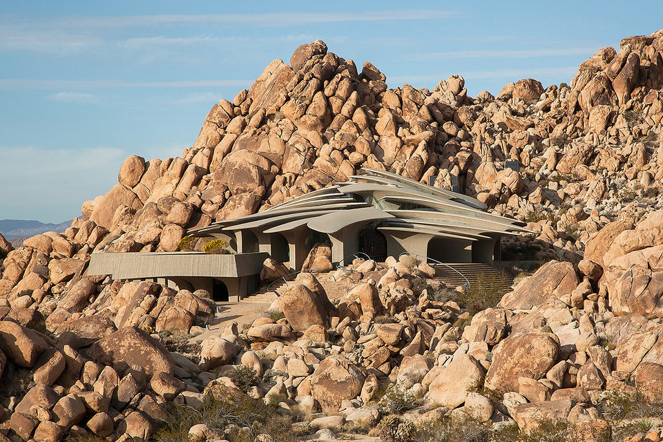 Joshua Tree Desert House
