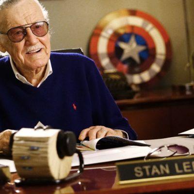 entrevista inédita de Stan Lee