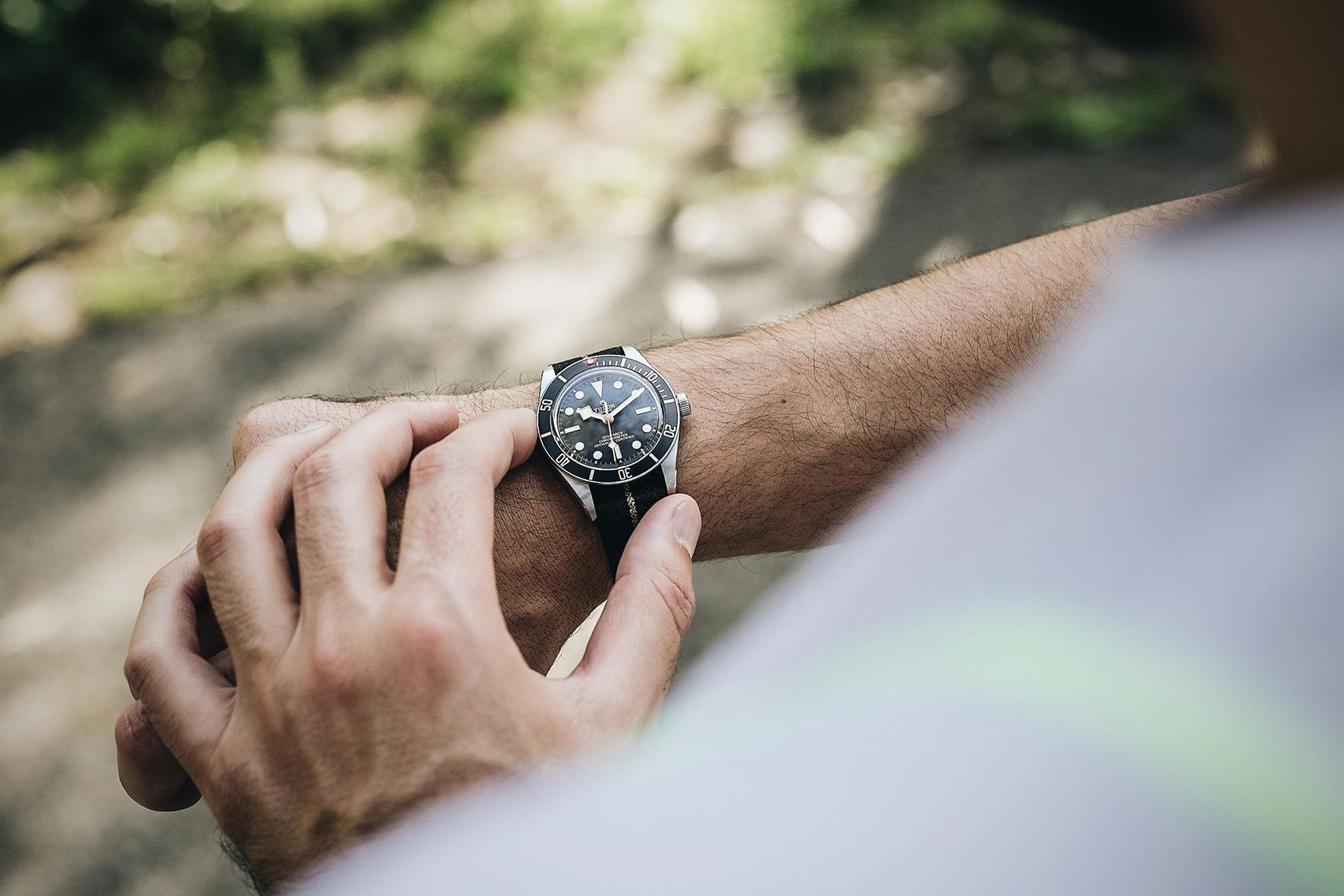relógio apropriado para cada ocasião