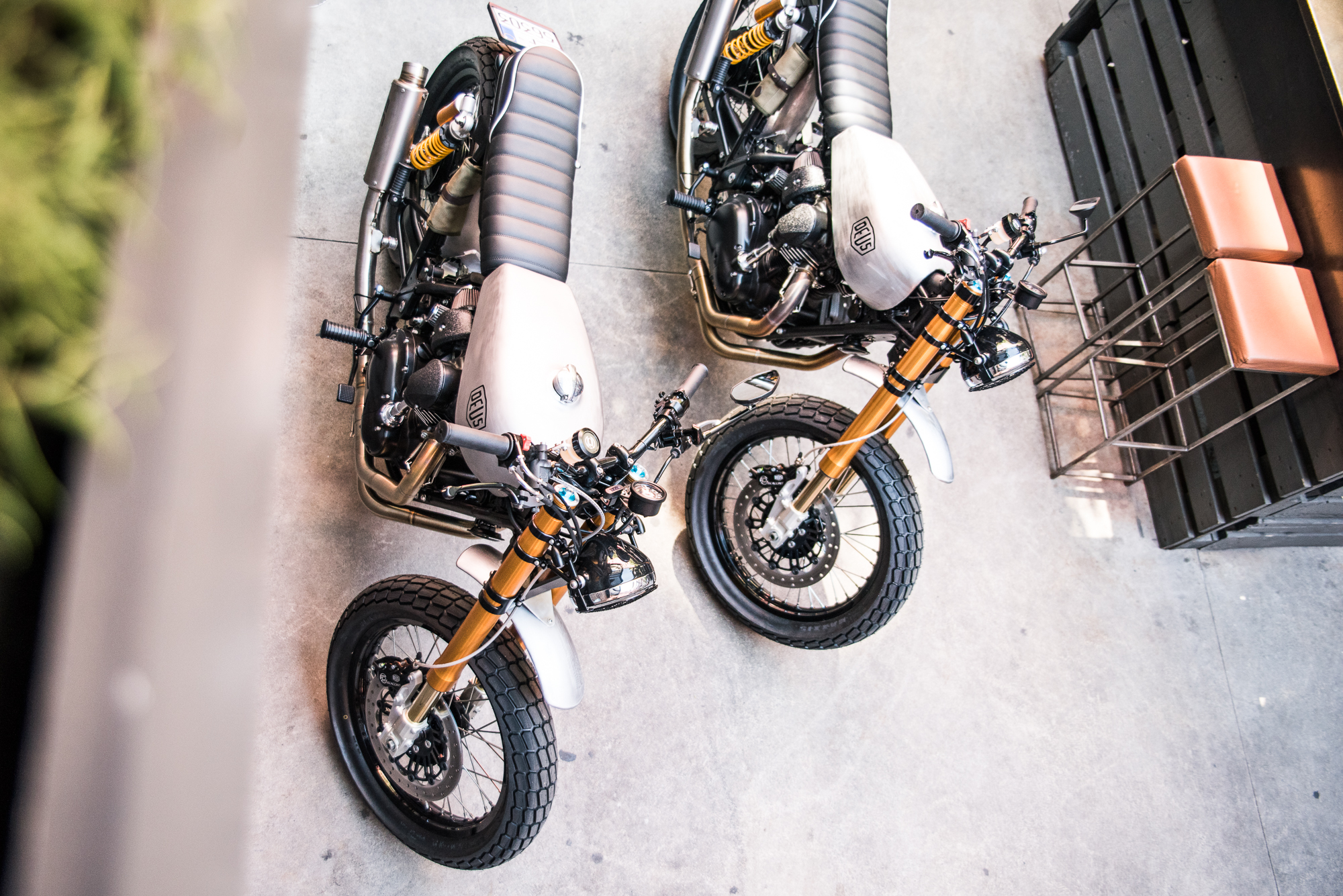 W800 da Deus Ex Machina