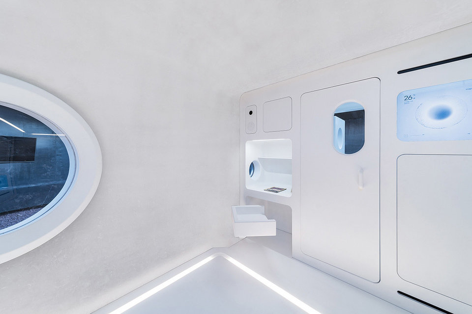 Xiaomi Mars Case House