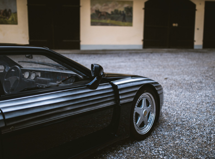 1994 Venturi 400 GT Trophy Coupe