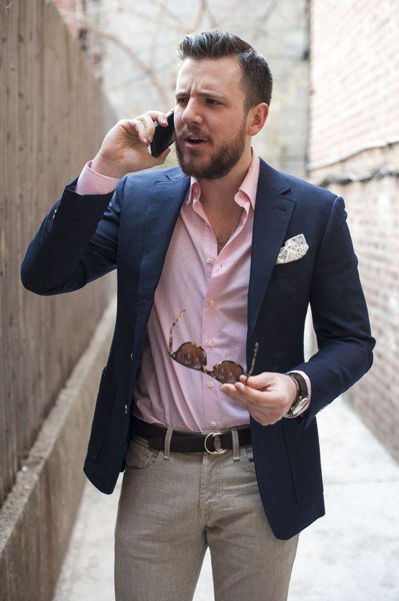 Como usar fato sem gravata