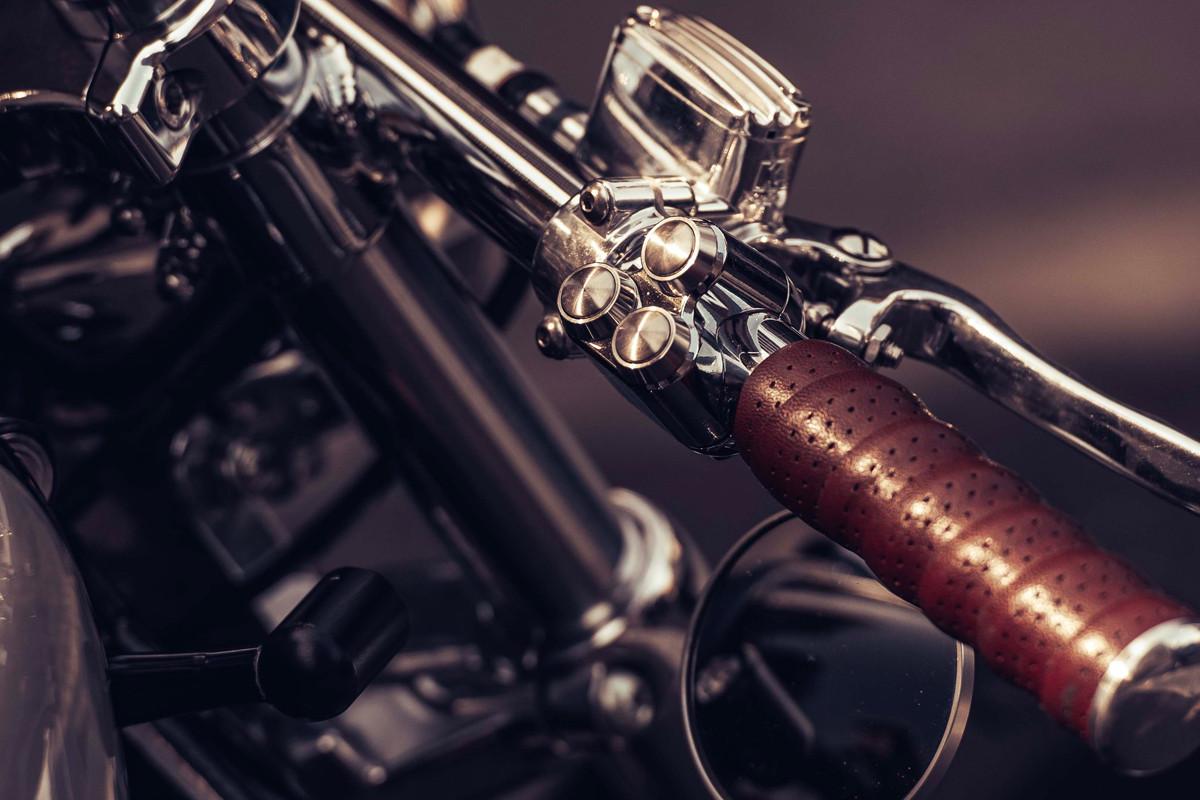 Harley Davidson XV-Twin 1200