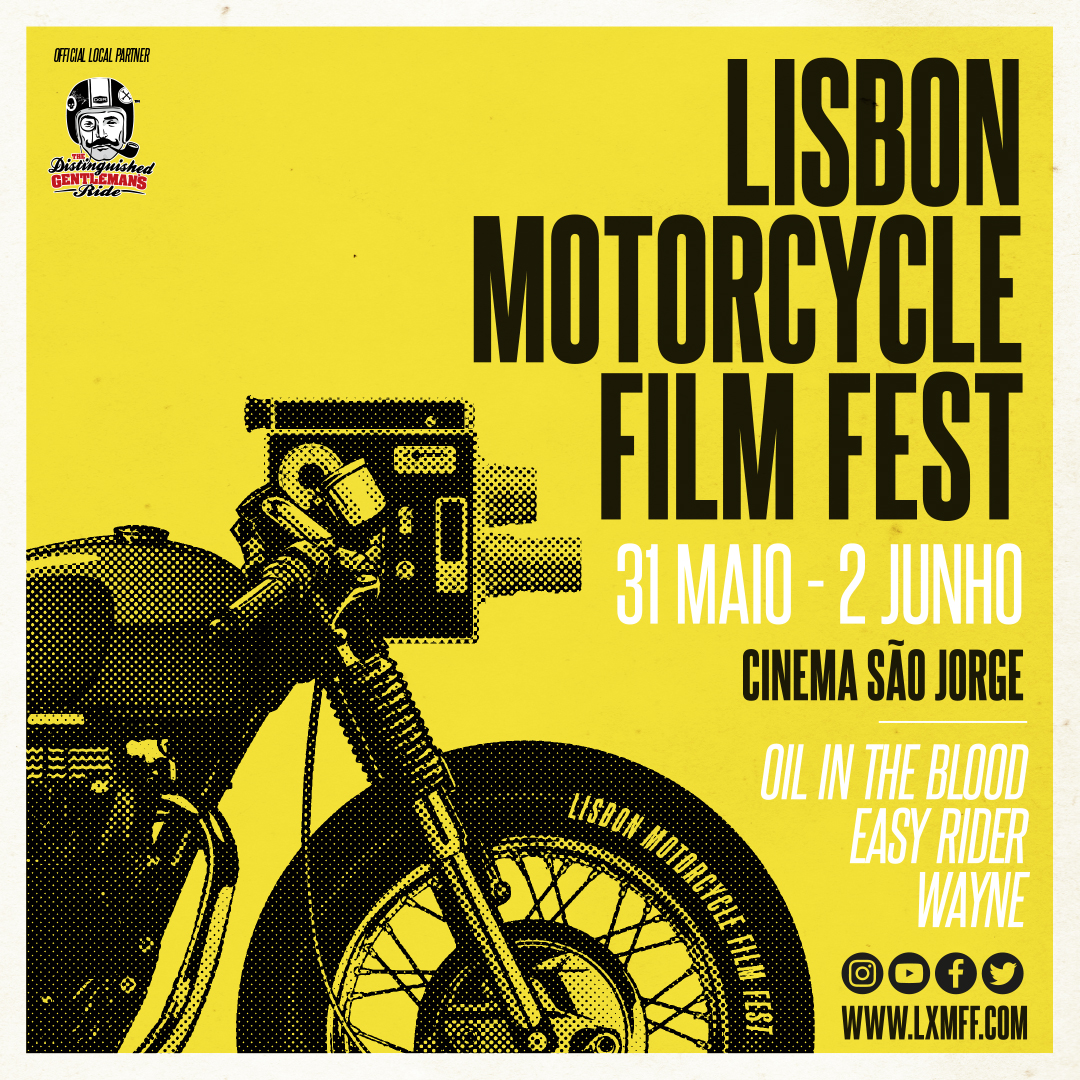 Lisbon Motorcycle Film Fest