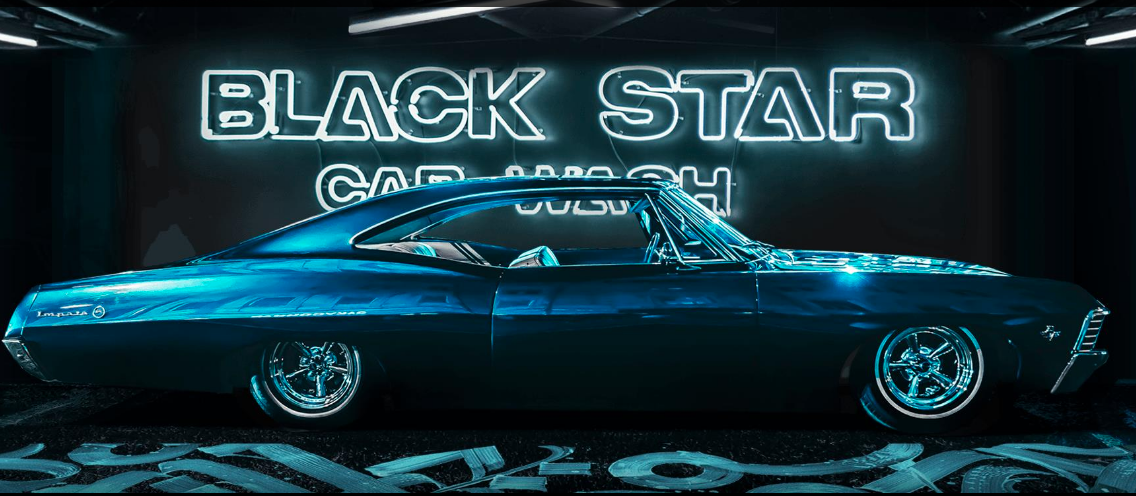 Black Star Car Wash