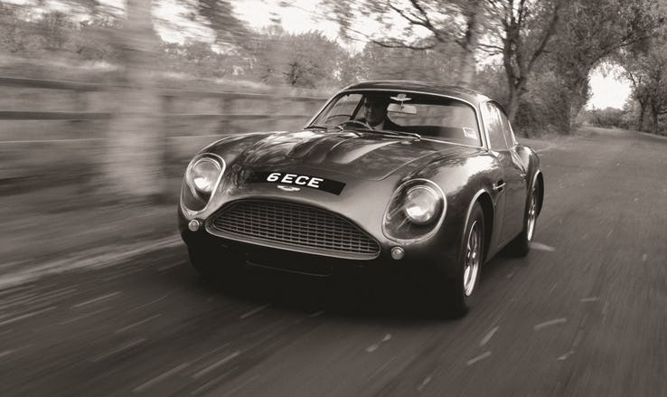 DB4 GT Zagato