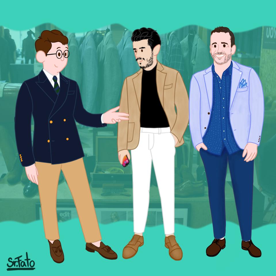 Introdução ao mundo dos Gentlemen