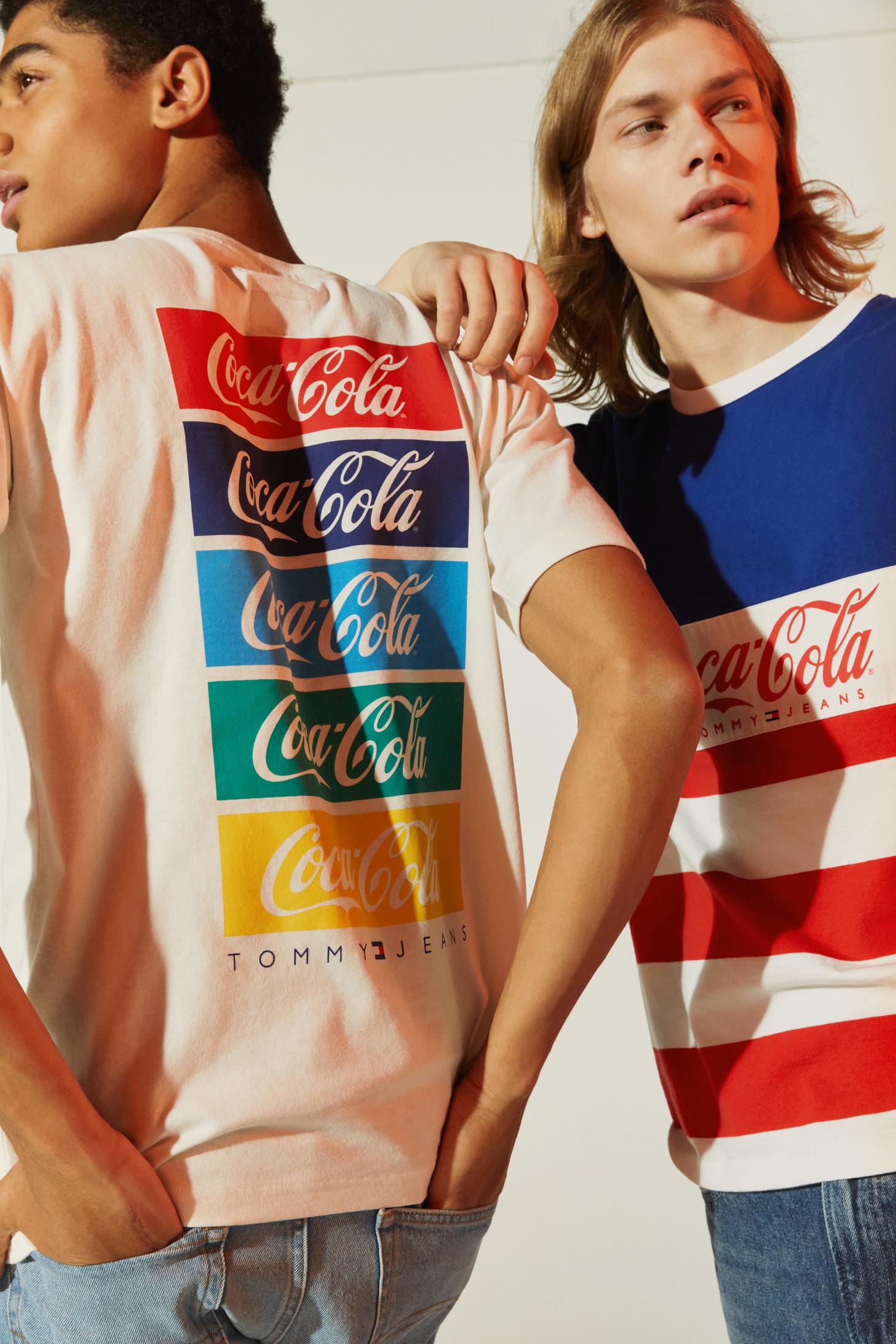 Tommy Hilfiger e Coca-cola