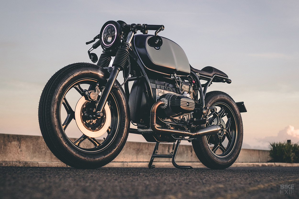 BMW R65 By Gasoline