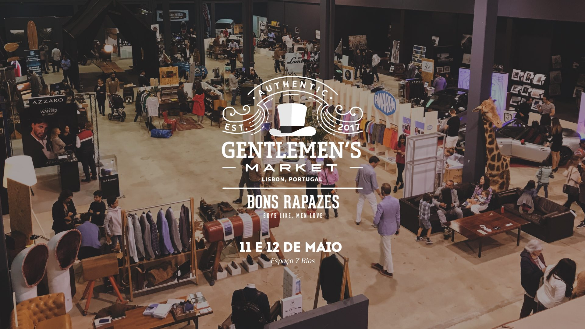 The Gentlemen's Market 2019