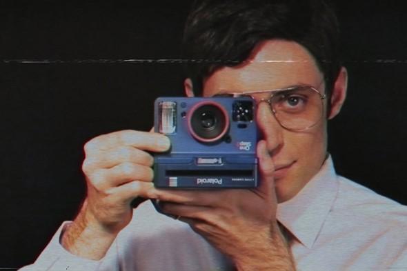 Polaroid Stranger Things edition