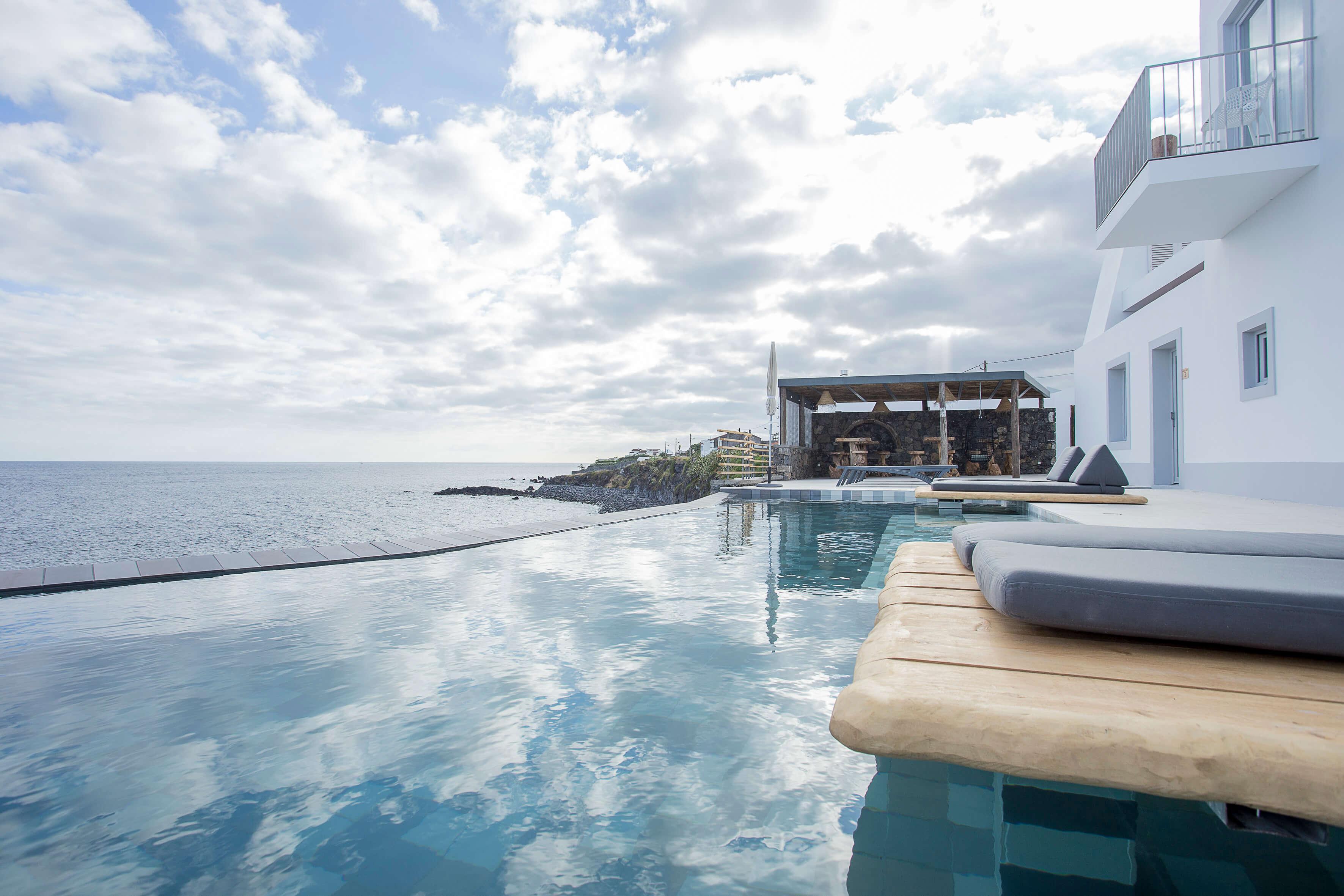 Hotéis Incríveis nos Açores