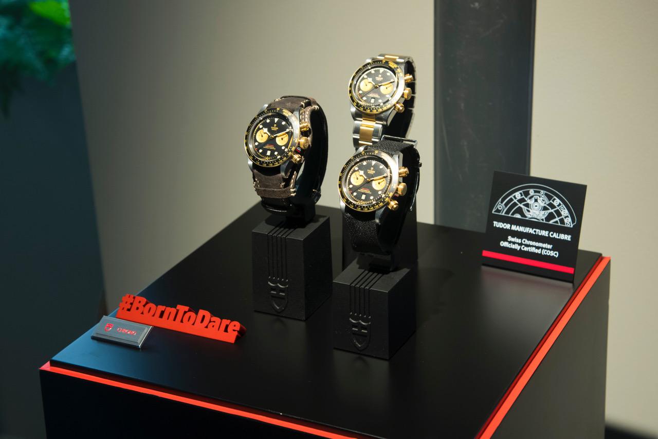 novos relógios da Tudor Watches