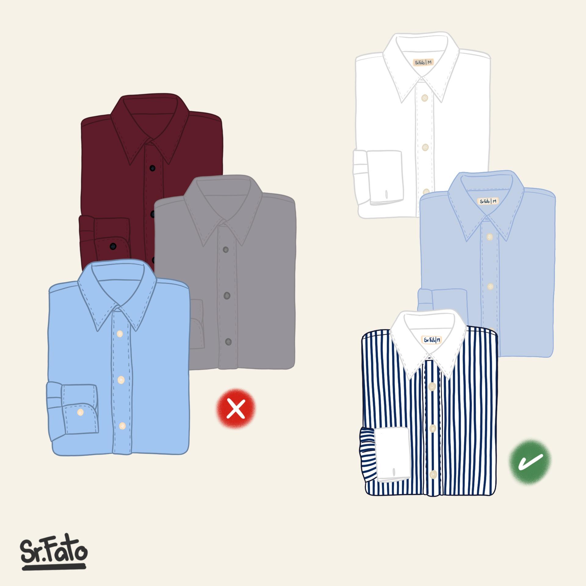 Erros comuns de quem veste fato
