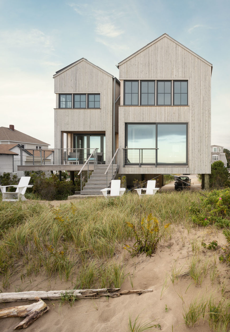 In the Dunes House