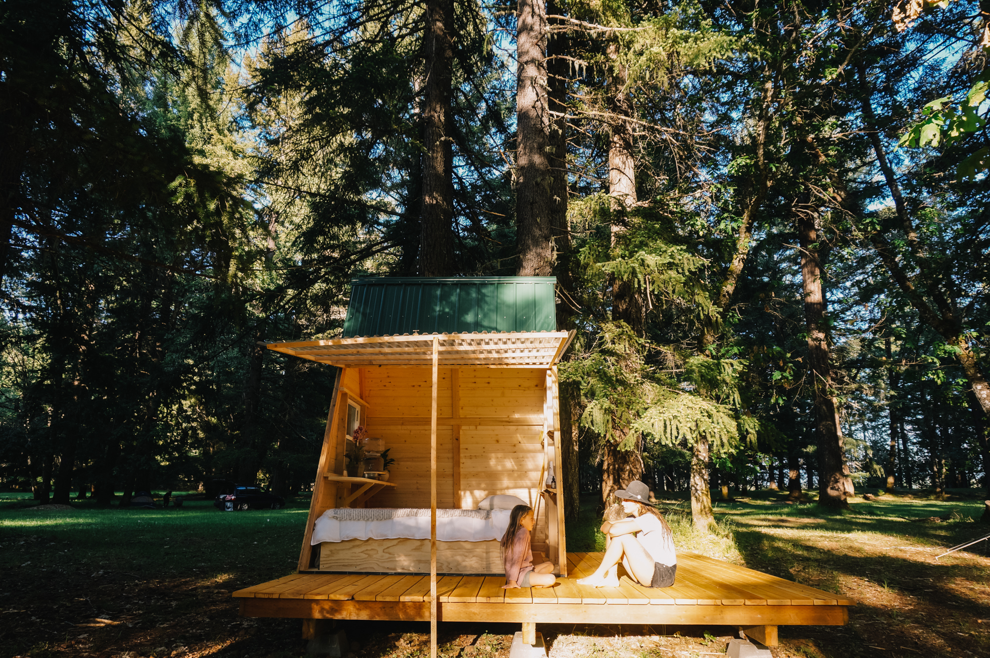 Star Tiny-A Frame Cabin