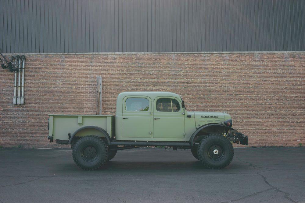 Legacy Classic 1949 Dodge